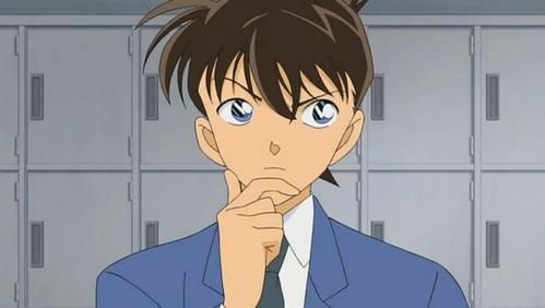 I wish I had the skills of Kudo Shinichi from Detective Conan,his skills of taking facts and clues from things he sees and then little door little piecing them together and figuring out what may seem impossible..or to put it simpler terms I would like to have Shin-kun's deduction skills.