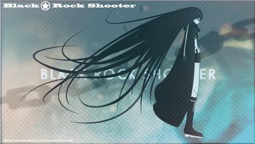 Black rock shooter!!^^