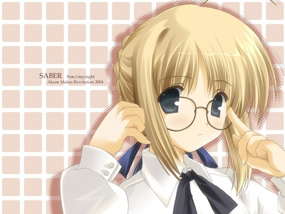 Saber ( Fate/Stay Night & Fate/Zero )