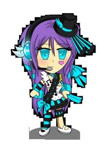 Can you do my Utauloid Naomi? *Utauloid is actually like Vocaloid*