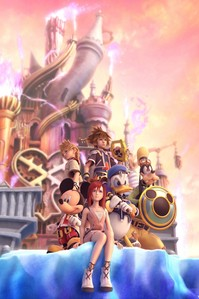 it would be cool if they have Kingdom Hearts as a anime:)