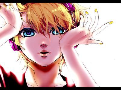 Len Kagamine is so DAMN sexy!