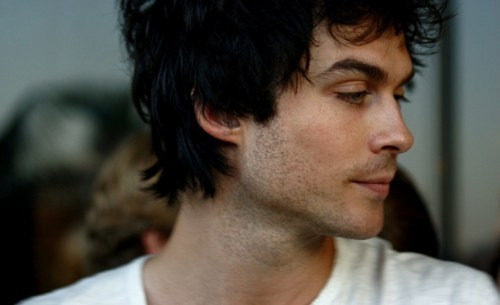 Ian Somerhalder is so sexy!