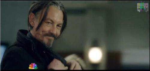 *cough* Tommy Flanagan *cough* is so sexy.