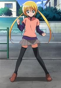 Nagi from Hayate no Gotoku