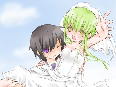 Lelouch and CC