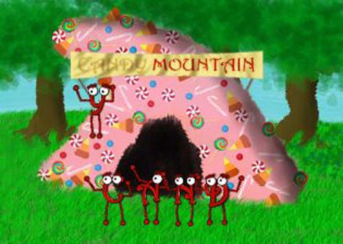doces mountain.