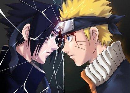 Naruto always bleeds