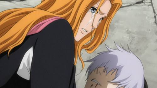 Poor Rangiku and poor poor Gin. ;l