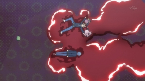 The nosebleeds in Baka to Test can get a bit... [i]...extreme.[/i]