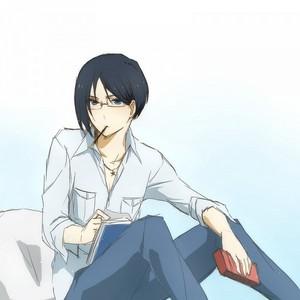 Uryuu Ishida from Bleach :D