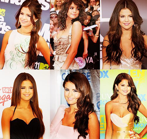 Mine :) I 愛 ALL of her hairstyles ! It's hard to pick :/