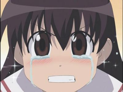 Tomo chan from Azumanga Daioh