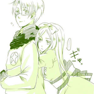 Well, since the Anime is not nor will ever be a romance, there's a LOT of couples in Hetalia Axis Powers - Incapacitalia who should be couples. I'm gonna get yelled at for posting this, but... IthinkAmericaandBelaruswouldmakeaprettycutecouple //shot