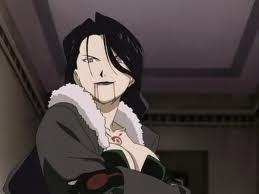 Is it odd that I think Lust is at her prettiest when she's bleeding (particularly in the manga)?