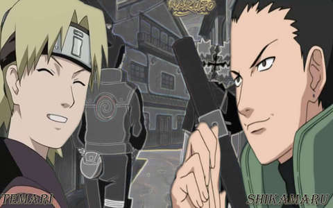 My favorite couple from naruto i know they arent a offical couple but still!!<3