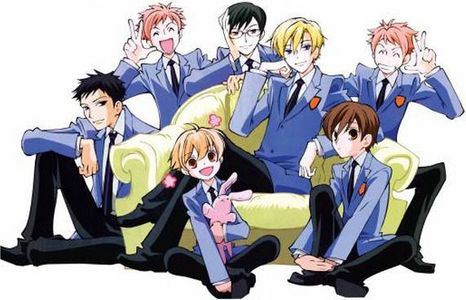 Ouran High School Host Club.-w- I just finished it~