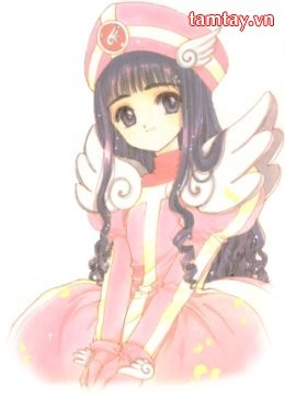 Tomoyo's... I just love how her hair curls at the bottom :D