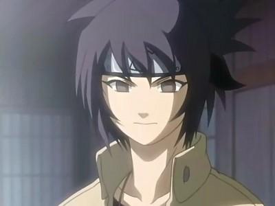 Anko Mitarashi form Naruto