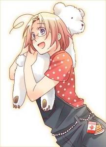 ...Who? //shot *revives* Anyway, here~ Mattie's so cute >w<