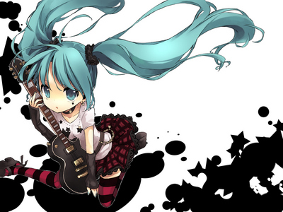Why would anyone want to خارج Hatsune Miku!