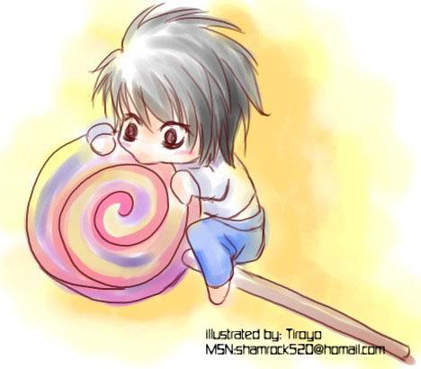 Lollipops! X3