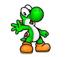 I loved Yoshi when I first saw him in that Game Boy Colour game (I was eight that time). Since then, I loved that cute dino (or dragon) to bits!