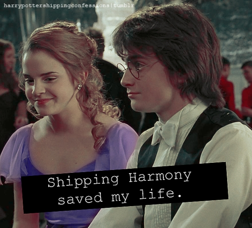 No, and I thought of Harmony <3
