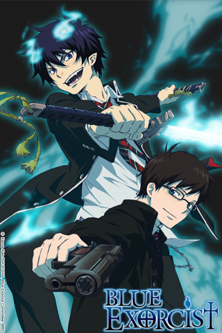 Ok I changed my answer, it would be Rin & Yukio from Blue Exorcist. I l'amour Rin's personality, he's sweet an caring. I like Yukio's looks and his brains! (I have a thing for guys that wear glasses!?!)