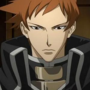 Tres Iqus from Trinity Blood. YES, I know he's an android but I think he is sooo badass!! I think he's even hotter in the manga!