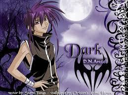One of my favorate 颜色 is purple so here's Dark from D.N Angel. My other faverate is pink.
