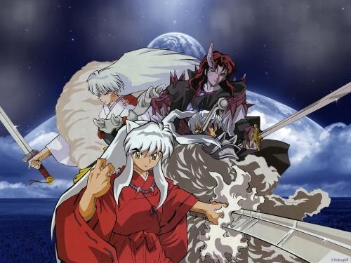 Inuyasha movie 3!!!!!!!!!! :D