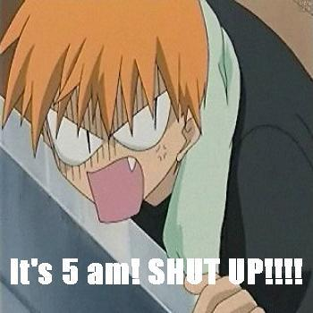 Kyo Sohma from Fruits Basket..... broke a piece of the sealing on ep 2. i pag-ibig cats!