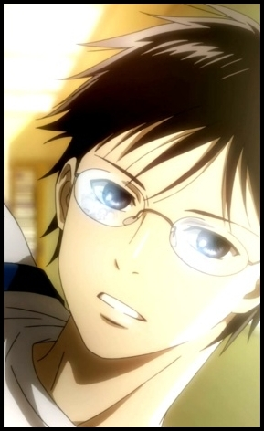 Arata wataya-kun (can't believe i used an honorific :o) from Chihayafuru