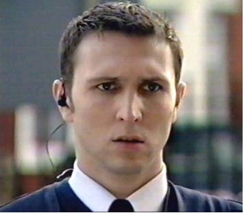 Alex Walkinshaw from The Bill/Waterloo Road! And i still Любовь him!:)
