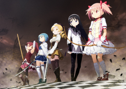 Either Key for 天使 beats/clannad/air 或者 shaft fro madoka Magica