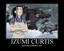 Izumi spree part 3! And this is totally true.