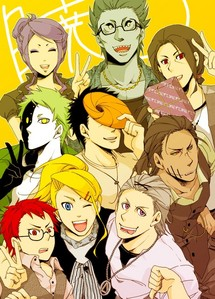 Hell, I choose the none opition. I rather marry one of the them. Expect Zetsu and Hidan...