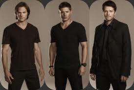 Last months i have a huge crush on these 3 guys! Dean Winchester ♥ Sam Winchester ♥ Castiel ♥