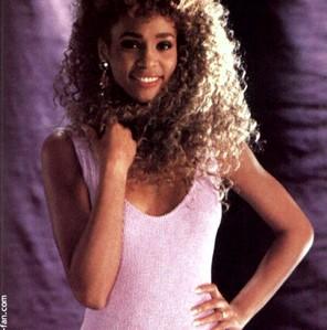 True, R.I.P Whitney I will always l'amour toi God bless Your Soul!