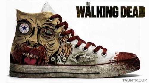The Walking Dead =)