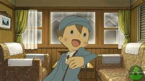 luke from the professer layton sereis (he is just so cute)
