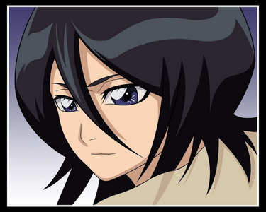 Rukia Kuchiki - from Bleach