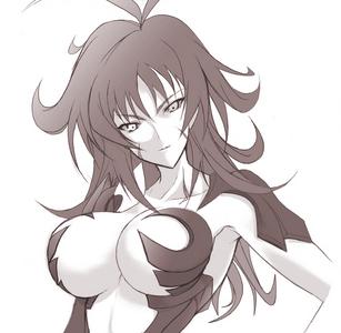 Masane Amaha from Witchblade ^^