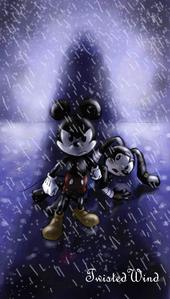 """Mine wasnt a dream it was a nightmare! Because mickey was standing up for oswald because oswald kept getting bullied. And....they shot mickey!!! D'x And then oswald tried to beat the crap outta the bullies but the bullies didnt kill him they just beat him and left oswald on the rue crying suivant to micky's dead body. And oswald dragged himself to micky's body and laid on him and whispered """" im sorry micky...your the best brother i ever had...i...love..you"""" then he closed his eyes. Dead. THE END :D"""