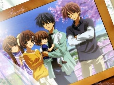 The Okazaki and Furukawa family :)