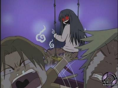 Sunako from The Wallflower