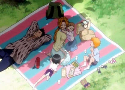 The Kurosaki Family