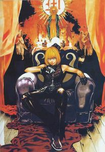 Who the hell is that? Random Mello picture.