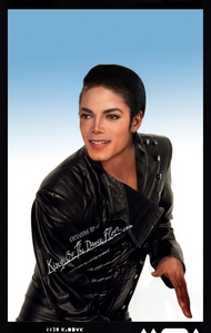Go Google and pick MJ picture and cick the mouse.Then cick copy and the website.And paste the picture.Or go the libary.